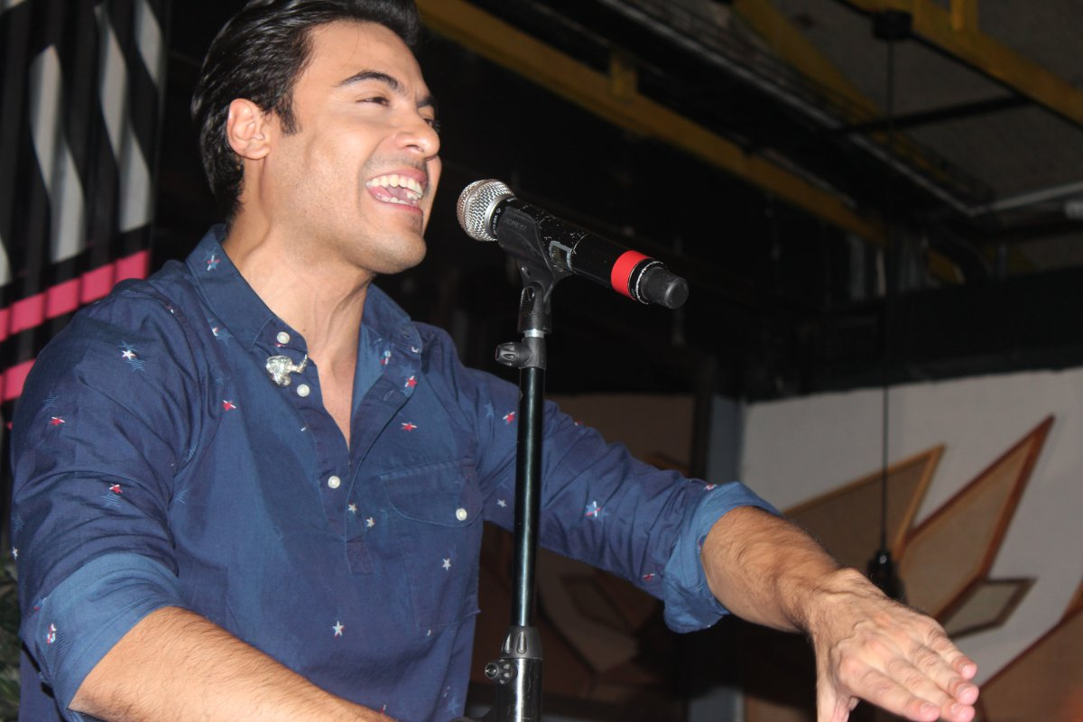 LOS40 Live Sessions con Carlos Rivera
