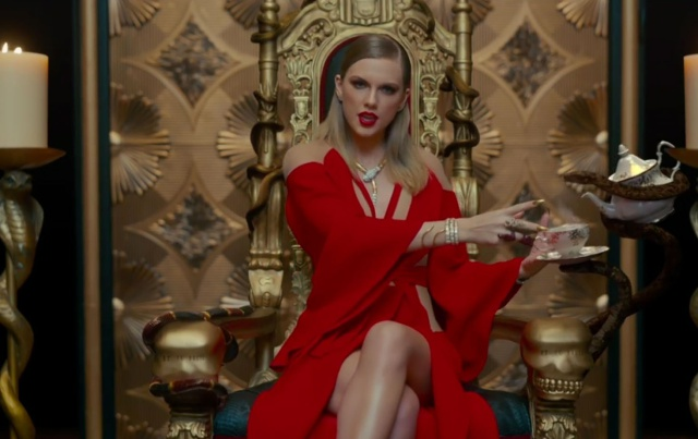 ¿Quieres dedicarla? Acá te dejamos la letra completa de Look What you made me do de Taylor Swift