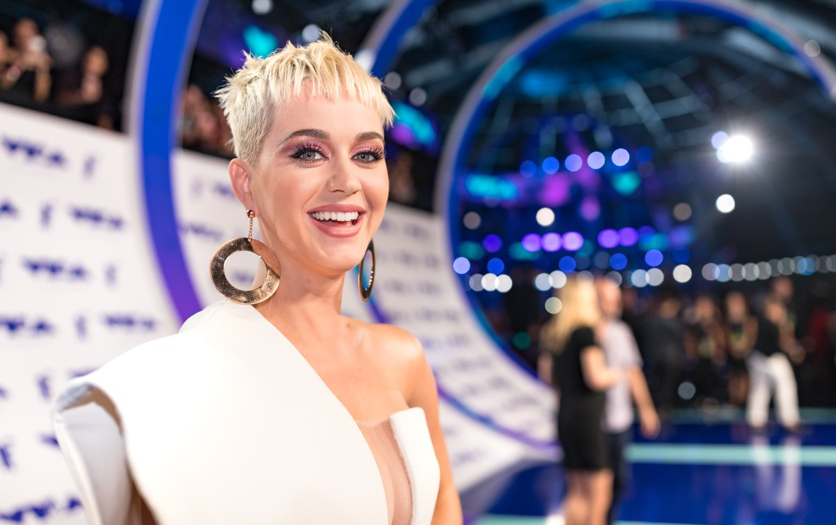 Look 40 Katy Perry
