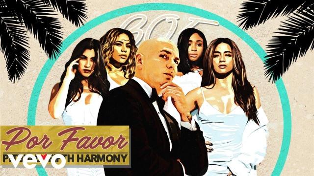 Pitbull nos presenta nueva colaboración ésta vez con el cuarteto de chicas más famoso del momento.