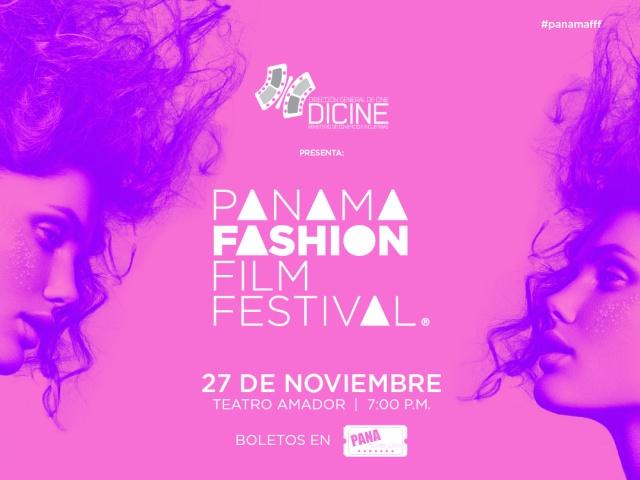El Panama Fashion Film Festival celebrará este año su segunda edición el próximo 27 de noviembre de 2017, en el histórico Teatro Amador, de Casco Viejo, mismo que sirvió como una de las primeras salas de cine del país alrededor del año 1912.