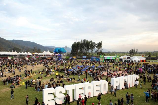 23, 24 y 25 de marzo en Bogotá ¡El line up está brutal! Acá te dejamos toda la información.